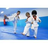 喀什跆拳道儿童班