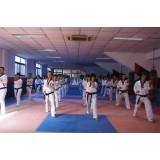 喀什跆拳道教练员特训班