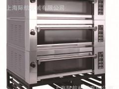 食品烘焙设备 工业品烘烤 三层六盘电烤箱 上海食品机械厂
