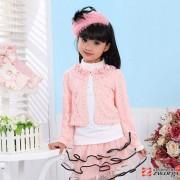 童装儿童套装女童秋装三件套裙子春秋新款韩版公主裙长袖衣服批发