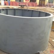 新型的化粪池钢模具