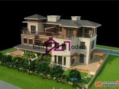 上海 别墅 礼品 展示 房产 建筑 地形模型 专业定制