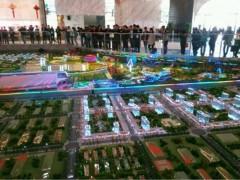 建境 合肥房产 建筑模型 欢迎咨询 房产模型 楼盘模型