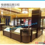 厂家提供南京地区香烟矮柜销售  白酒展示柜  展柜订做