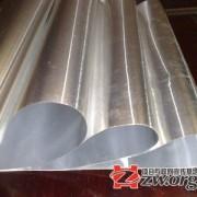 0.007um铝箔淋膜复合编织布铝箔因其优良的特性,广泛用于食品、饮料、香烟、药品、照相底板、家庭日复合包装材料