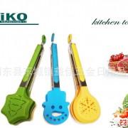 【精致实用面包夹】厨房小工具/蛋糕夹/尼龙食物夹/蔬菜夹