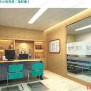 农业银行装修家具 理财室办公桌 家具工厂 银行家具