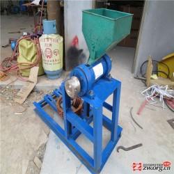 鲁强LQSP-42 水产 宠物 观赏鱼 悬浮鱼饲料膨化机 水产饲料膨化机