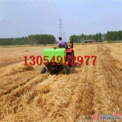 供应 小型打捆机 曲阜瑞雷自动捡拾捆机自动捡拾麦秆回收打捆机 畜牧