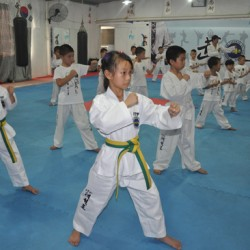 喀什跆拳道小学生班