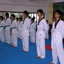 喀什跆拳道中学生班