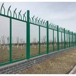 供应公园围栏-喀什市聚鑫护栏厂