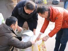 喀什温州商会踊跃购买贫困户大米