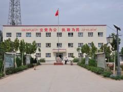 喀什温州商会秘书长王淑微去木什乡