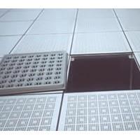 全钢通风防静电地板,喀什防静电地板,喀什智翔商贸