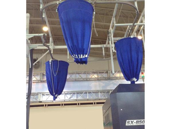 吊袋式称重输送系统-新疆佳杰环保科技
