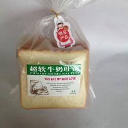 喀什香曲尔超软牛奶吐司