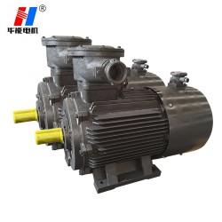 山东盛华电机生产厂家YB3 160M四极11KW防爆三相电动机
