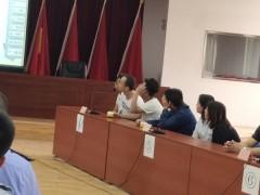 地区工会与相关部门组织开展安全生产知识竞赛活动