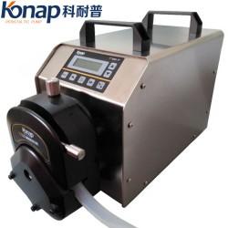 konap科耐普YT600-1F/YZ35工业大流量灌装精密蠕动泵恒流泵耐腐蚀 厂家直销