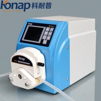 konap科耐普BT100流量型智能灌装蠕动泵恒流泵计量泵厂家直销
