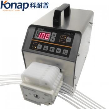 konap科耐普蠕动泵供应商BT100基本型不锈钢材质卫生蠕动泵恒流泵厂家直销