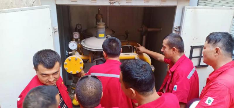 新疆火炬燃气加强管理保障安全