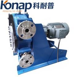 konap科耐普高扬程高吸程软管泵耐腐蚀工业软管泵价格