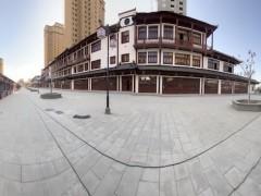 商业街全貌