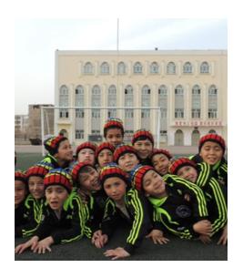 喀什市第十八小学
