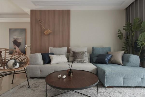 89 ㎡北欧暖色私宅,精致又个性!