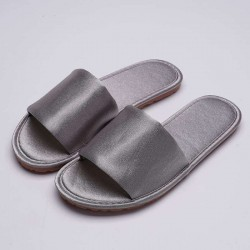 Gray new slippers wholesale - Xinjiang Shule technology, Shule slippers