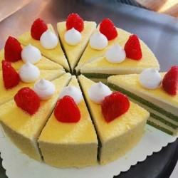 2020喀什香曲尔蛋糕新品3