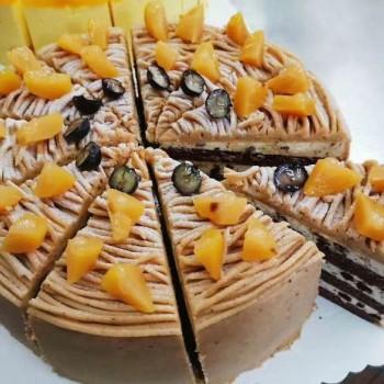 2020喀什香曲尔蛋糕新品4