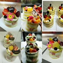2020喀什香曲尔水果小蛋糕新品