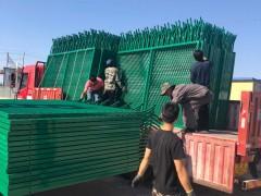 装车图片一览-2021喀什聚鑫护栏厂,喀什护栏厂 (33)
