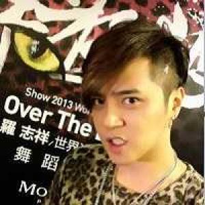 罗志祥二维码账号:showlo_no1